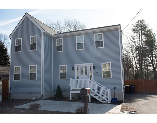 Single Family Home for Sale at 36 Chestnut Road 36 Chestnut Road Avon, Massachusetts 02322 United States