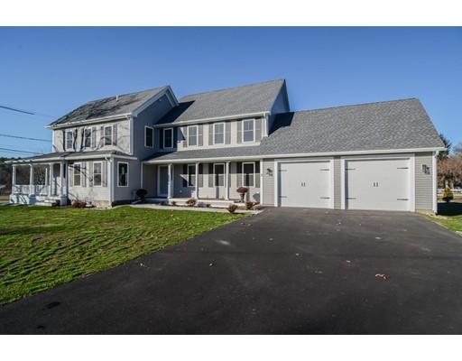 Maison unifamiliale pour l Vente à 2 Jesse Drive 2 Jesse Drive Acton, Massachusetts 01720 États-Unis