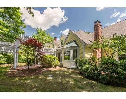 Maison unifamiliale pour l Vente à 203 Sandy Pond Road 203 Sandy Pond Road Lincoln, Massachusetts 01773 États-Unis