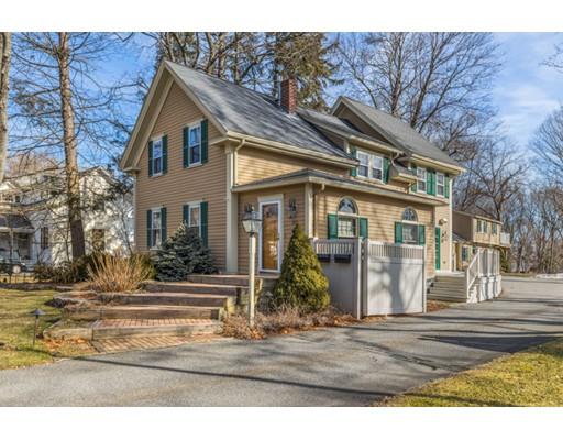 Частный односемейный дом для того Продажа на 187 West Street 187 West Street Reading, Массачусетс 01867 Соединенные Штаты