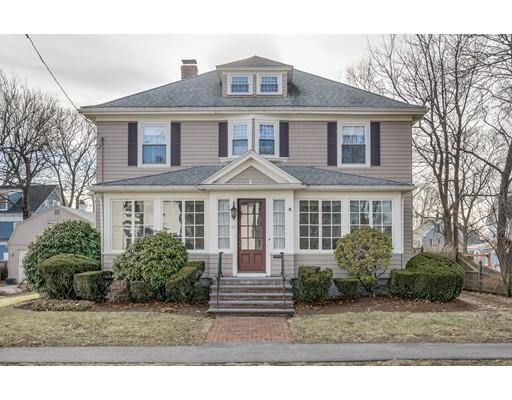 Частный односемейный дом для того Продажа на 28 Lowell 28 Lowell Braintree, Массачусетс 02184 Соединенные Штаты