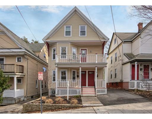 Condominium for Sale at 109 Porter Street 109 Porter Street Somerville, Massachusetts 02143 United States