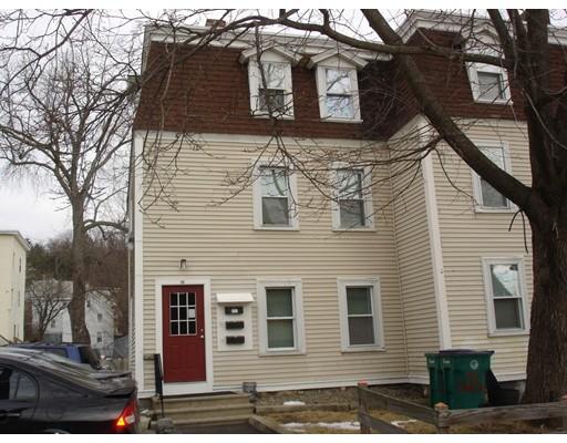 Appartement pour l à louer à 94 Snow Street #1 94 Snow Street #1 Fitchburg, Massachusetts 01420 États-Unis
