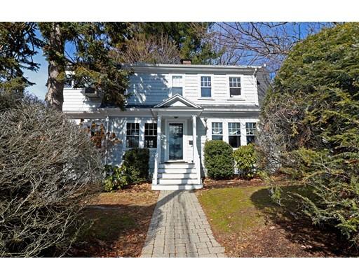 Tek Ailelik Ev için Satış at 7 HIGHLAND Road 7 HIGHLAND Road Wellesley, Massachusetts 02482 Amerika Birleşik Devletleri