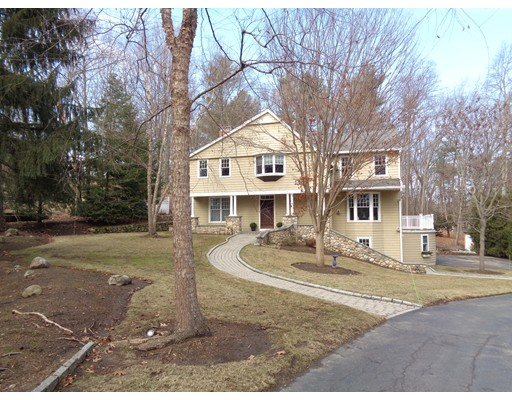 Single Family Home for Sale at 178 Oakland Street 178 Oakland Street Wellesley, Massachusetts 02481 United States