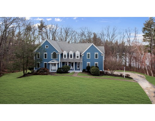 Single Family Home for Sale at 1 Stagecoach Way 1 Stagecoach Way Hopkinton, Massachusetts 01748 United States