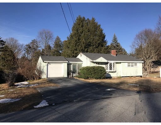 Single Family Home for Sale at 15 Dunster Road 15 Dunster Road Framingham, Massachusetts 01702 United States