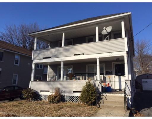 واحد منزل الأسرة للـ Rent في 30 Beverly Street 30 Beverly Street Chicopee, Massachusetts 01013 United States