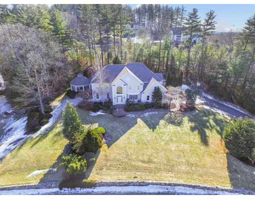 Maison unifamiliale pour l Vente à 25 Wyman Drive 25 Wyman Drive Sudbury, Massachusetts 01776 États-Unis
