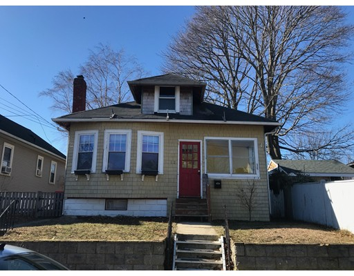 Single Family Home for Sale at 52 Cherry Street 52 Cherry Street Fairhaven, Massachusetts 02719 United States