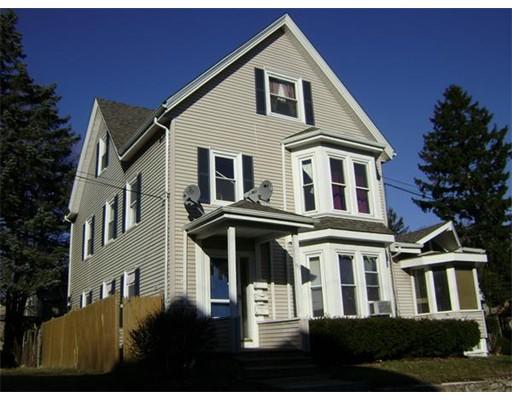多户住宅 为 销售 在 93 MENLO Street 布罗克顿, 02301 美国