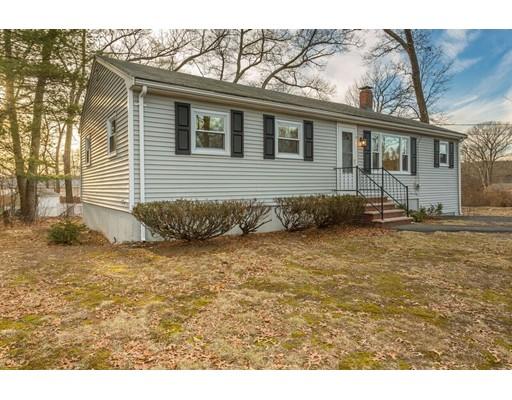 独户住宅 为 销售 在 4 Martindale Road 4 Martindale Road 伦道夫, 马萨诸塞州 02368 美国