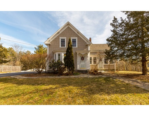 Single Family Home for Sale at 21 North Street 21 North Street Westford, Massachusetts 01886 United States