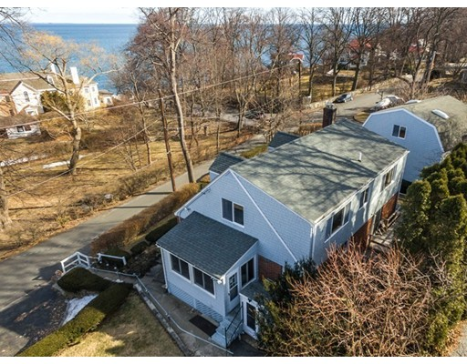 Single Family Home for Sale at 45 Maolis Road Nahant, Massachusetts 01908 United States