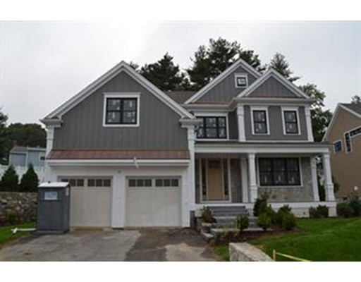 Single Family Home for Sale at 52 ROCKWOOD LANE 52 ROCKWOOD LANE Needham, Massachusetts 02492 United States