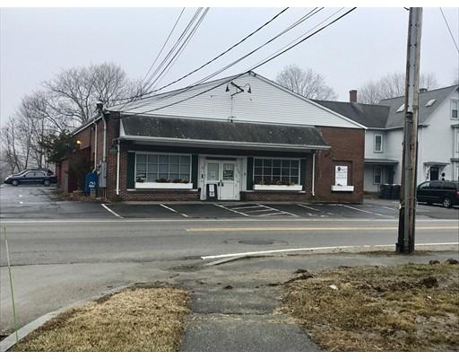 Commercial pour l Vente à 296 Providence Road 296 Providence Road Grafton, Massachusetts 01560 États-Unis