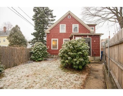 Single Family Home for Sale at 31 Buffum 31 Buffum Salem, Massachusetts 01970 United States