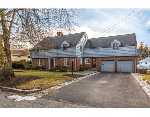 Casa Unifamiliar por un Venta en 23 Elmcrest Circle 23 Elmcrest Circle Melrose, Massachusetts 02176 Estados Unidos