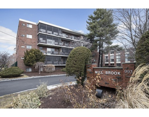 Condominium for Sale at 995 Massachusetts Avenue 995 Massachusetts Avenue Arlington, Massachusetts 02476 United States