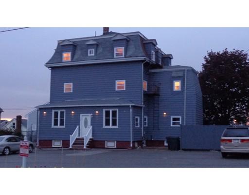 Casa Multifamiliar por un Venta en 54 Orvis Road 54 Orvis Road Revere, Massachusetts 02151 Estados Unidos