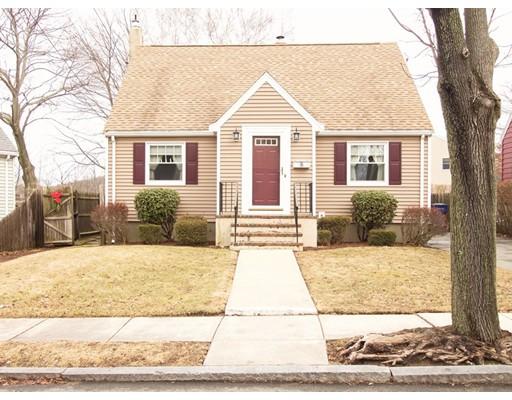 Single Family Home for Sale at 8 Taft Road 8 Taft Road Salem, Massachusetts 01970 United States