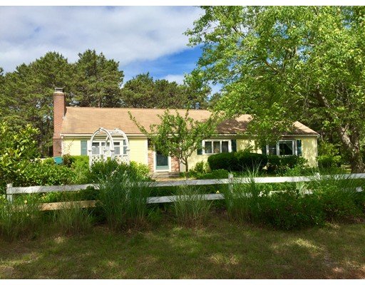 Single Family Home for Sale at 185 Aunt Helens Way 185 Aunt Helens Way Eastham, Massachusetts 02642 United States