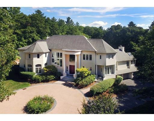 Частный односемейный дом для того Продажа на 18 Wildflower Lane 18 Wildflower Lane Weston, Массачусетс 02493 Соединенные Штаты