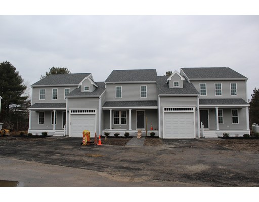 Appartement voor Verkoop een t 84 Saw Mill Lane 84 Saw Mill Lane Hanson, Massachusetts 02341 Verenigde Staten