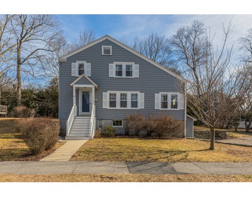 Single Family Home for Sale at 18 Plymouth Road 18 Plymouth Road Needham, Massachusetts 02492 United States