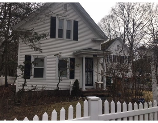 Casa Unifamiliar por un Venta en 124 Washington 124 Washington Easton, Massachusetts 02356 Estados Unidos