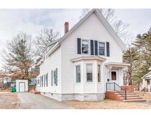 Частный односемейный дом для того Продажа на 1513 Gorham Street 1513 Gorham Street Lowell, Массачусетс 01852 Соединенные Штаты