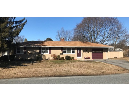Single Family Home for Sale at 25 Ruth Drive 25 Ruth Drive Framingham, Massachusetts 01701 United States