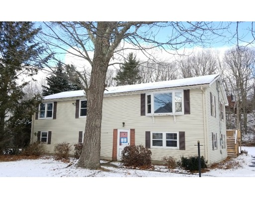 Single Family Home for Sale at 30 Hall Road 30 Hall Road Webster, Massachusetts 01570 United States