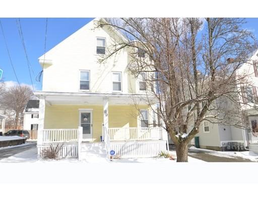 Single Family Home for Sale at 89 Prospect Street 89 Prospect Street Marlborough, Massachusetts 01752 United States