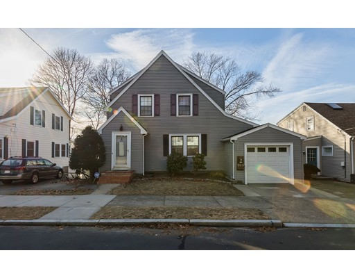 Single Family Home for Sale at 38 Piedmont Street 38 Piedmont Street Lynn, Massachusetts 01904 United States