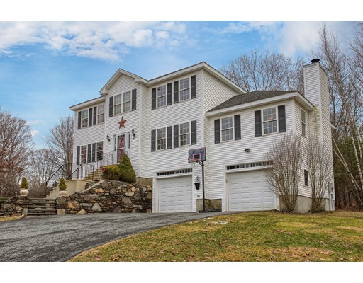 独户住宅 为 销售 在 67 Purinton Street 67 Purinton Street 什鲁斯伯里, 马萨诸塞州 01545 美国