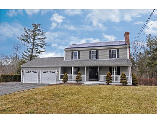 Single Family Home for Sale at 20 Cedar Street 20 Cedar Street Rehoboth, Massachusetts 02769 United States