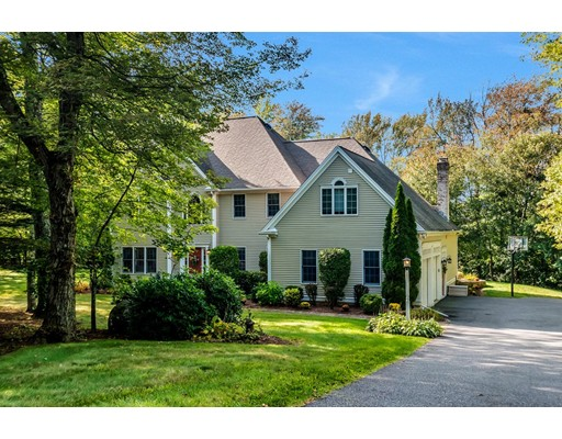 Single Family Home for Sale at 19 High Street 19 High Street Southborough, Massachusetts 01772 United States