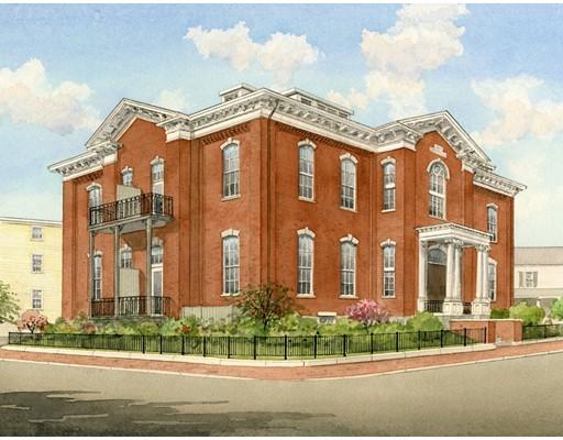 Appartement en copropriété pour l Vente à 151 High St #2B 151 High St #2B Newburyport, Massachusetts 01950 États-Unis