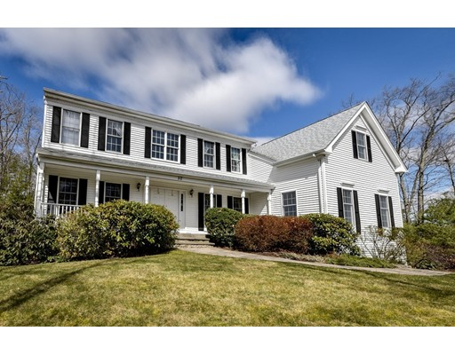Single Family Home for Sale at 50 Greenwood Road 50 Greenwood Road Hopkinton, Massachusetts 01748 United States