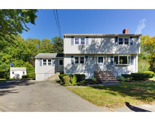 Single Family Home for Sale at 8 Fred Street 8 Fred Street Burlington, Massachusetts 01803 United States