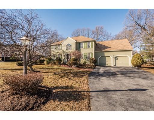 Частный односемейный дом для того Продажа на 26 Lamplighter Drive 26 Lamplighter Drive Shrewsbury, Массачусетс 01545 Соединенные Штаты