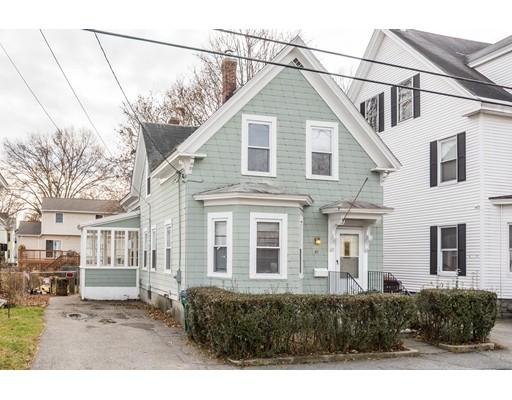 Частный односемейный дом для того Продажа на 40 B Street 40 B Street Lowell, Массачусетс 01851 Соединенные Штаты