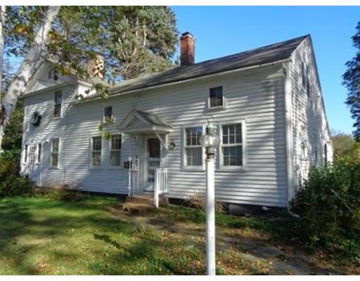 Частный односемейный дом для того Продажа на 59 Chapin Road 59 Chapin Road Hampden, Массачусетс 01036 Соединенные Штаты