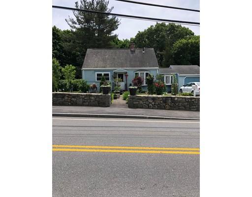 Maison unifamiliale pour l Vente à 17 Pine Street 17 Pine Street Natick, Massachusetts 01760 États-Unis