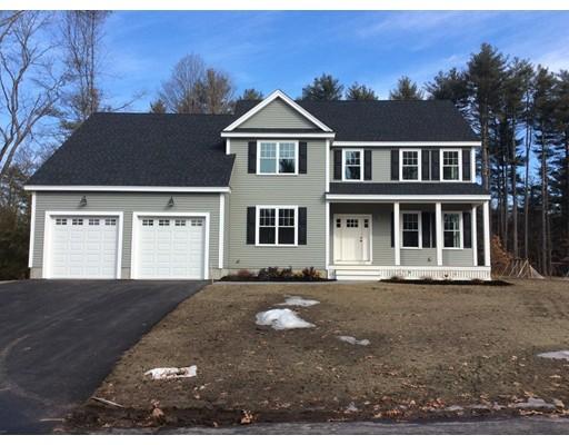 Maison unifamiliale pour l Vente à 1 North Street 1 North Street Acton, Massachusetts 01720 États-Unis