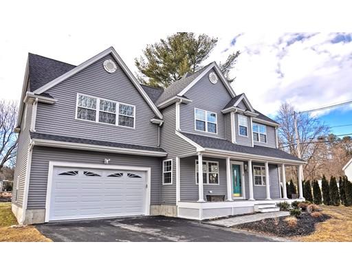 Single Family Home for Sale at 2 Needham Street 2 Needham Street Norfolk, Massachusetts 02056 United States