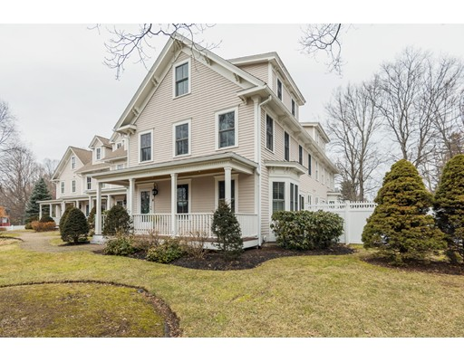 Condominium for Sale at 18 Summer Street 18 Summer Street Andover, Massachusetts 01810 United States