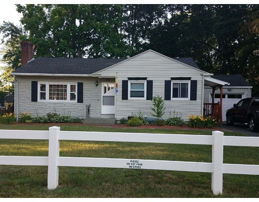 Single Family Home for Sale at 73 Bessbrook Street 73 Bessbrook Street Agawam, Massachusetts 01030 United States