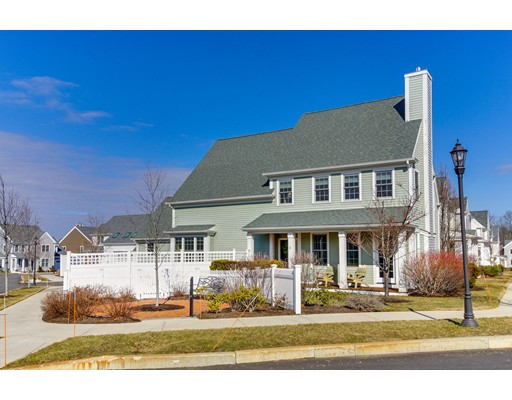 Condominium for Sale at 6 Barretts Road 6 Barretts Road Hudson, Massachusetts 01749 United States